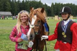 Eesti hobuse päeval 2012