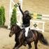 Ponisõidu võitsid Heidi Mülla ja Mon Cherg. Foto Ago Ruus
